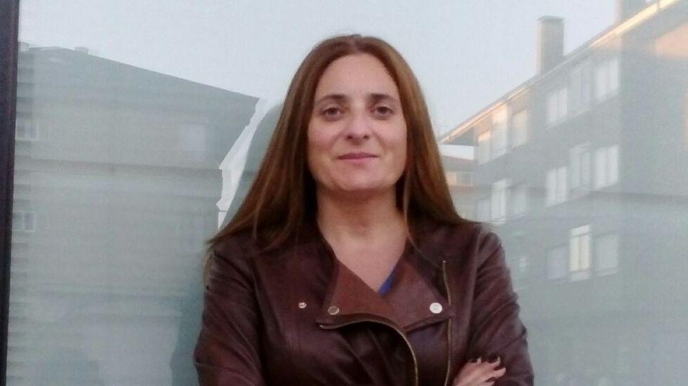 Teresa Martínez es la presidenta de Prolimia