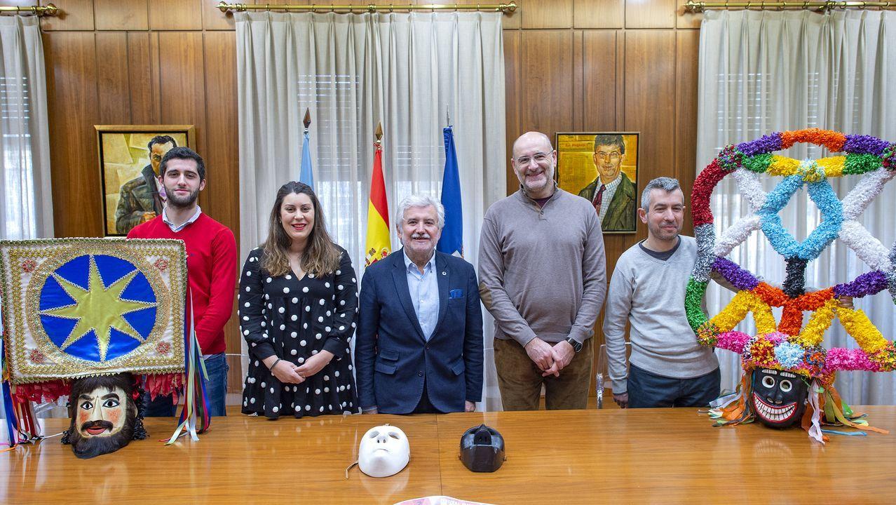 La Mascarada Ibérica de Viana do Bolo y Vilariño de Conso, en imágenes
