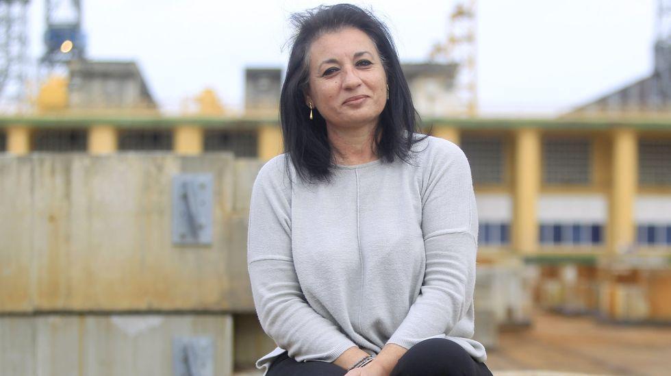 Adela López, en una foto de archivo