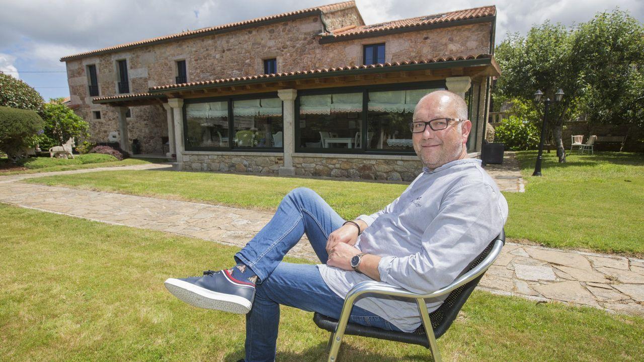 Las nuevas restricciones llegan a A Coruña.Suso Lema preside la entidad