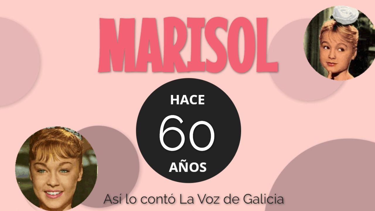 Así contó La Voz el éxito de Marisol hace 60 años