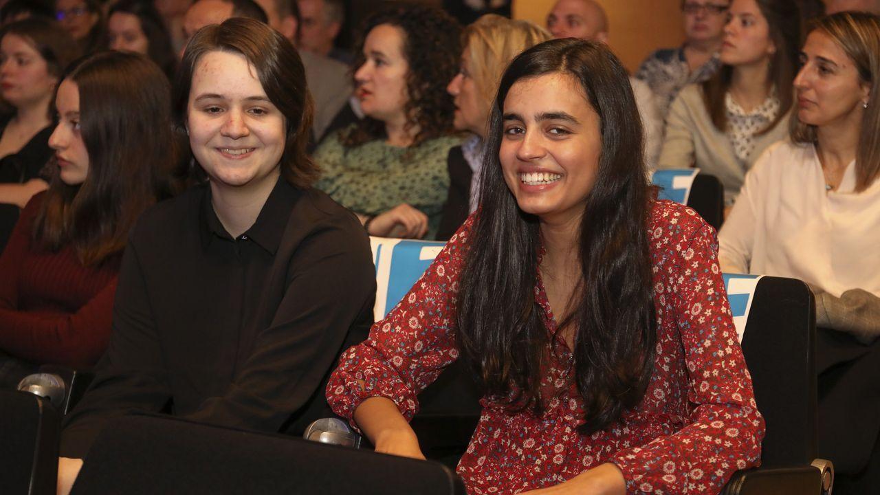 Ana Vera Montoto y Lara Villán