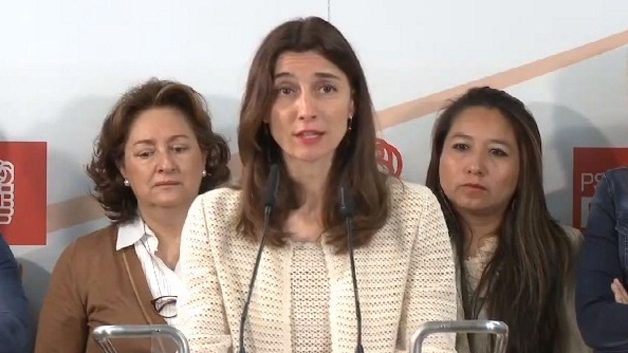 Pilar Llop, en una imagen del 2018