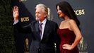 Desfile de glamur en los Emmy