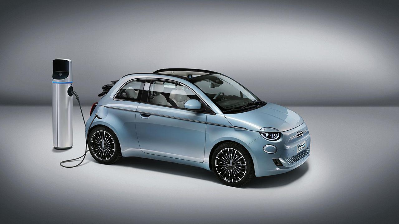 Fiat presenta el nuevo 500, ahora totalmente eléctrico