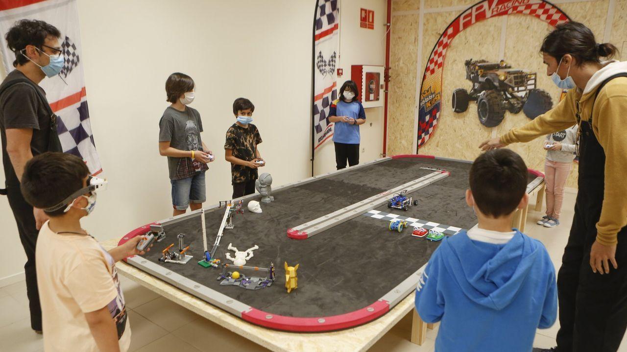 Espacio Vivo celebrará talleres de robótica en la tienda de Lego en Semana Santa