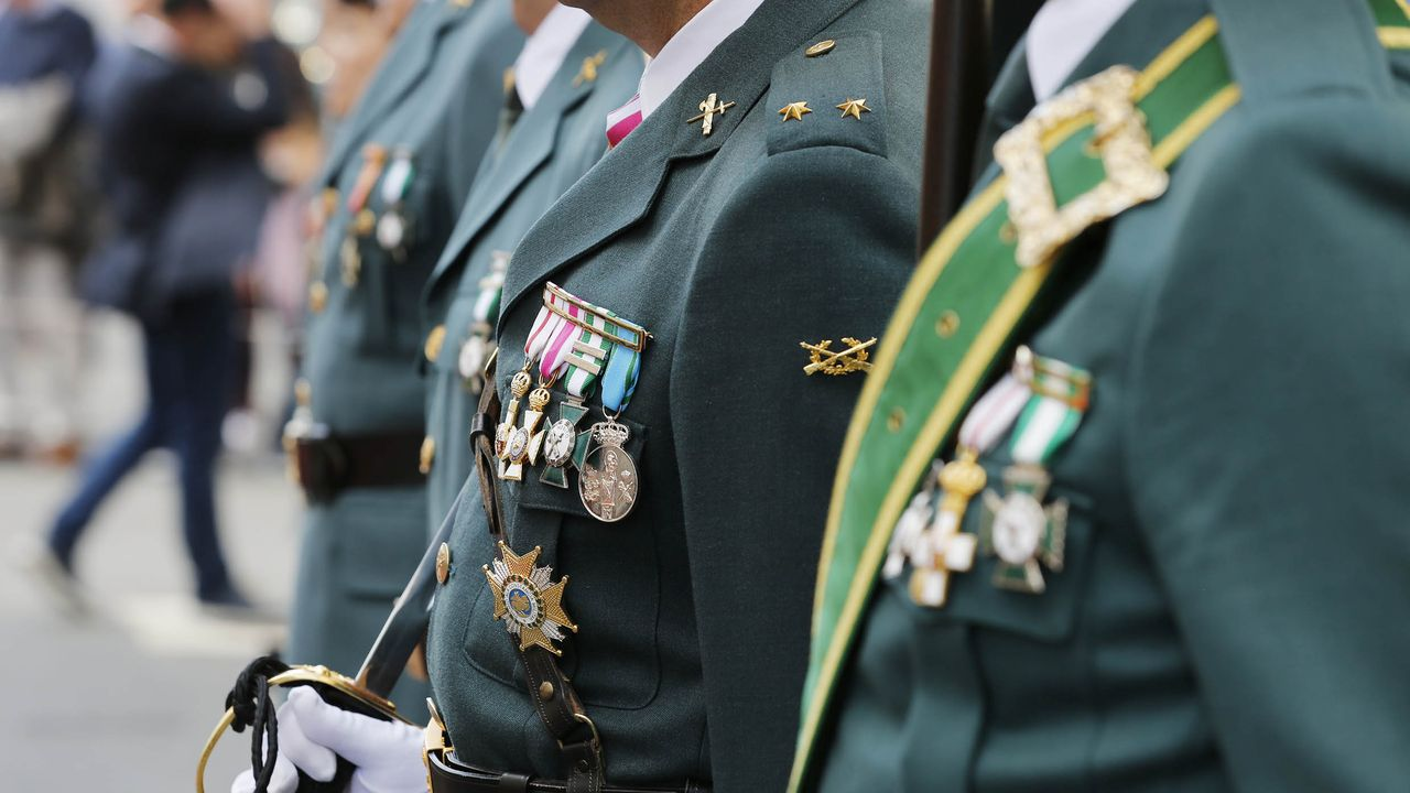 Comandancia de la Guardia Civil de Ourense