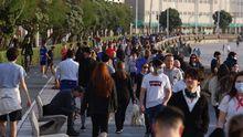 Galicia apura el primer día de paseos