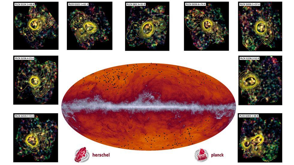 Las 25 mejores imágenes de los 25 años de Hubble.Imagen capturada por Philae