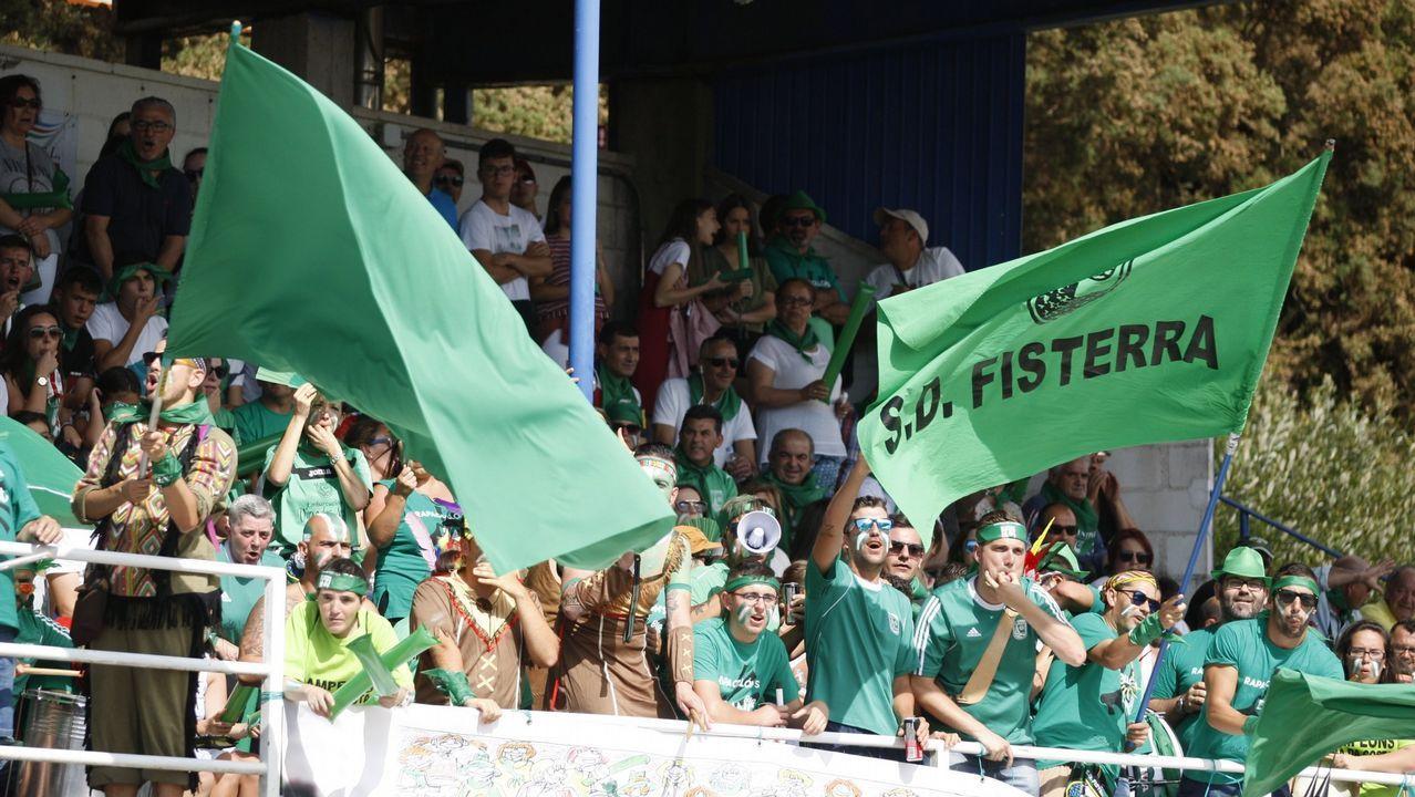 El As Pontes retorna a la Tercera División
