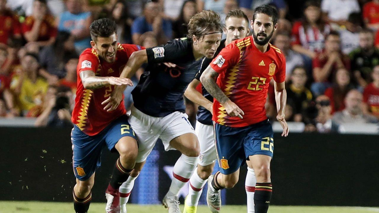 El paro sube en 20.441 personas en septiembre por el fin de la temporada estival.El España-Croacia reunió a 5,3 millones de espectadores