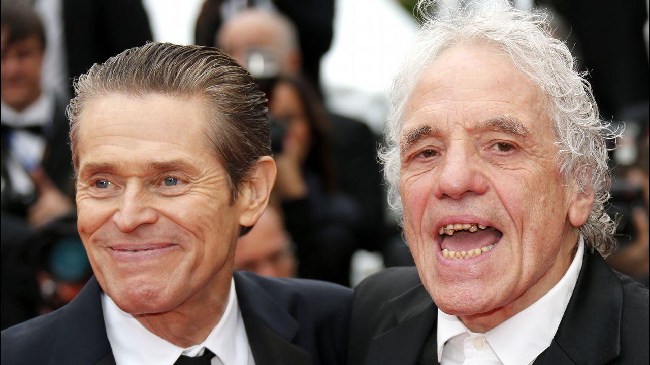 Abel Ferrara y Willem Dafoe