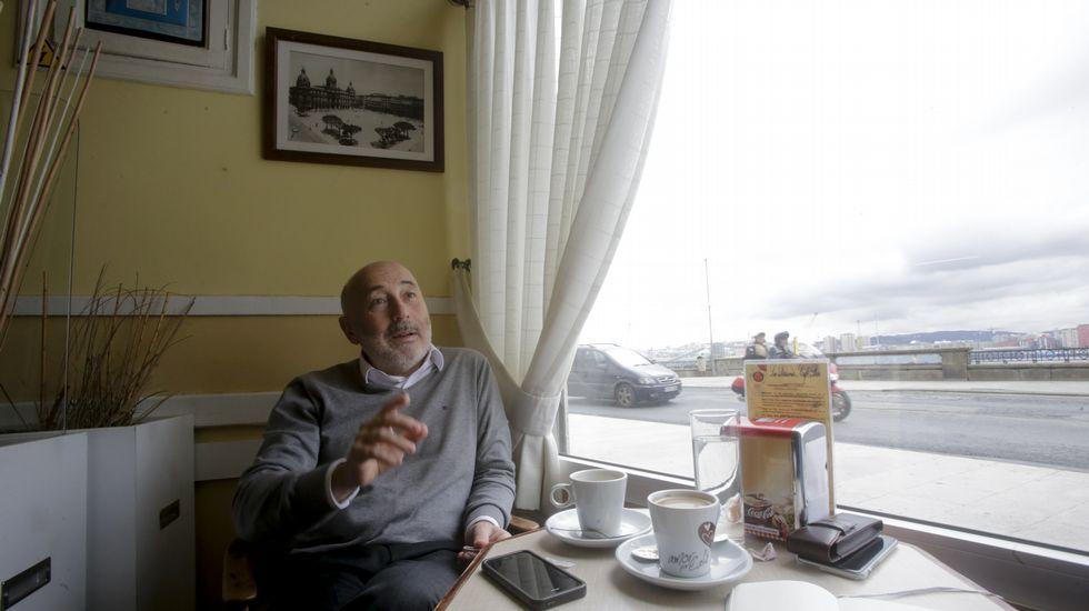 Javier Losada, candidato a Senador por el PSOE