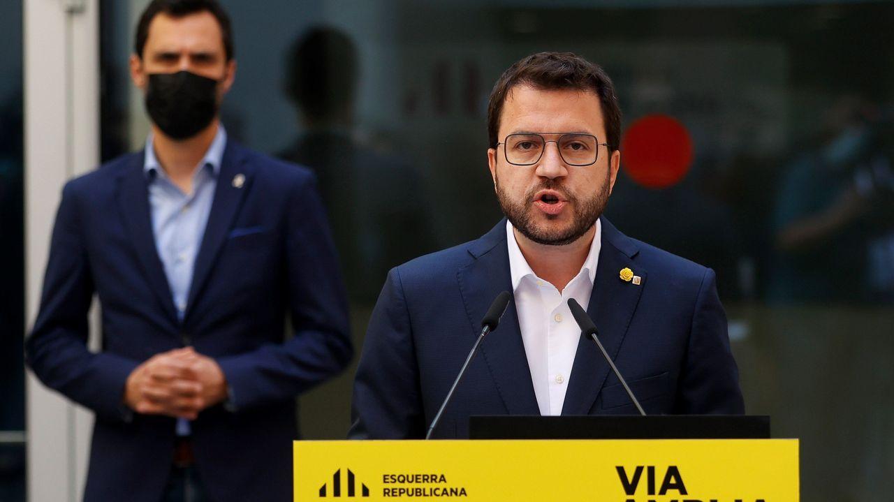 Jordi Sànchez, secretario general de Junts per Catalunya