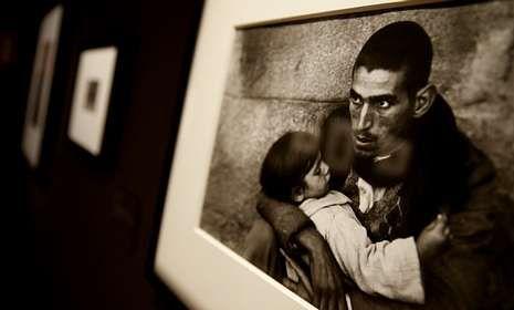 «Madrid. 1933», una de las obras que incluye la gran retrospectiva de Cartier-Bresson.