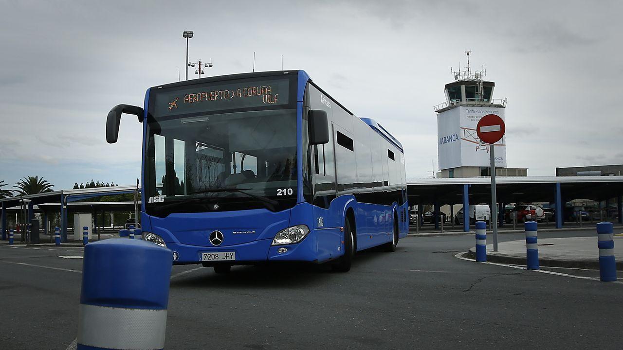 Bus Alvedro