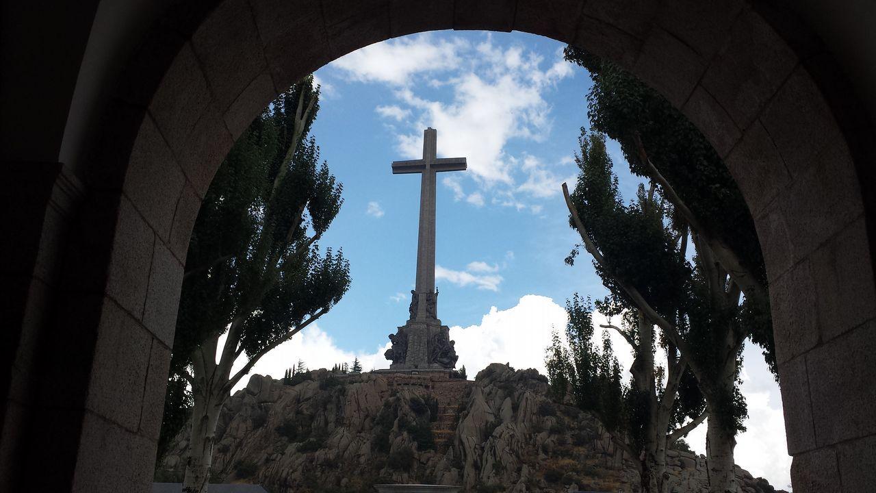 Los benedictinos gestionan el monumento desde los años ochenta