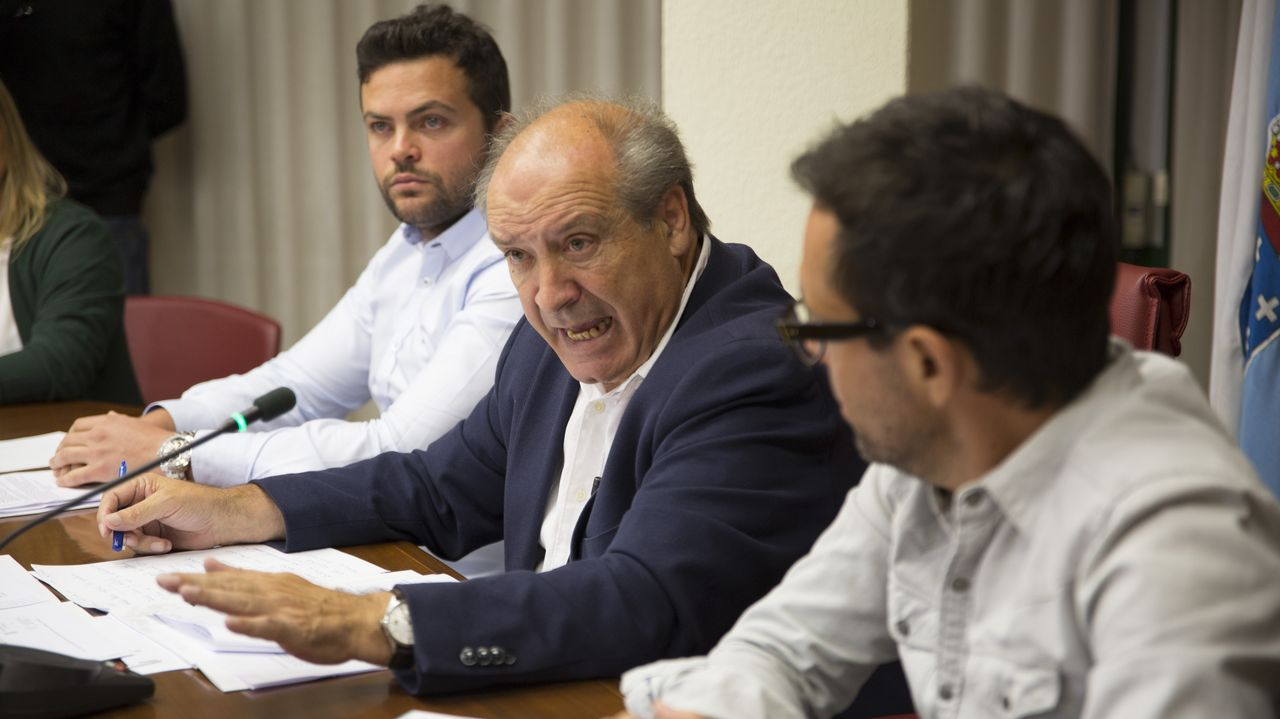 La situación procesal del alcalde de Cerceda quedó sin debatir