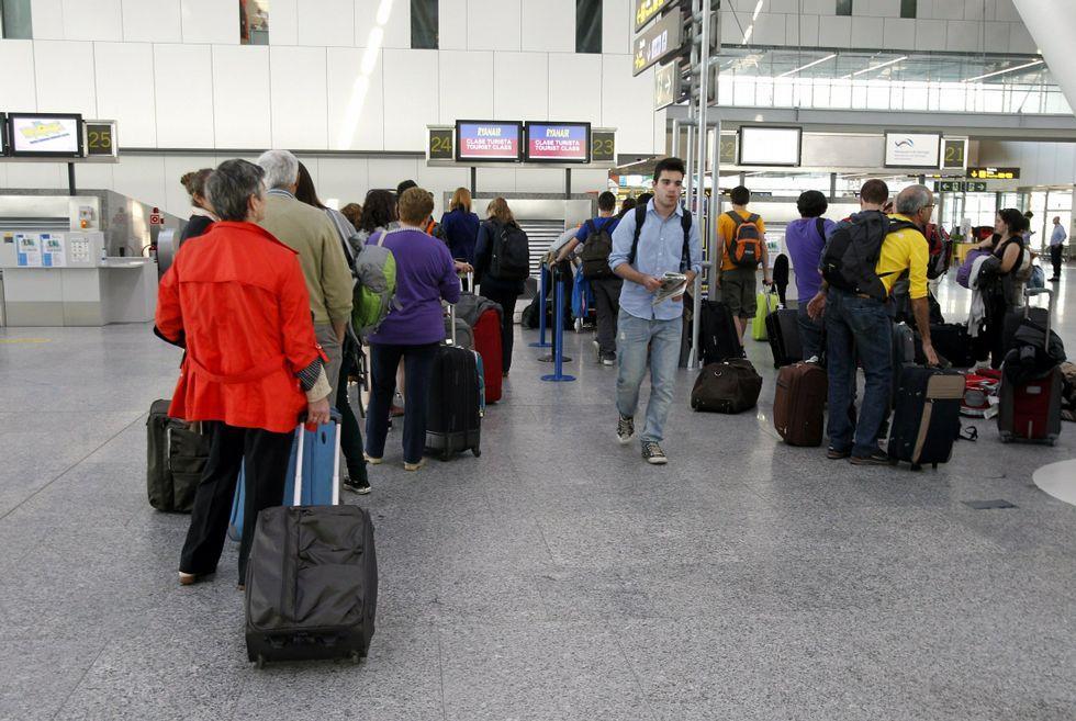 Superar el medio millón de viajeros en vuelos internacionales este año es un objetivo factible.