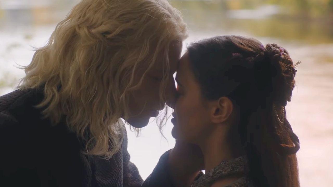 Rhaegar Targaryen y Lyanna Stark se amaban