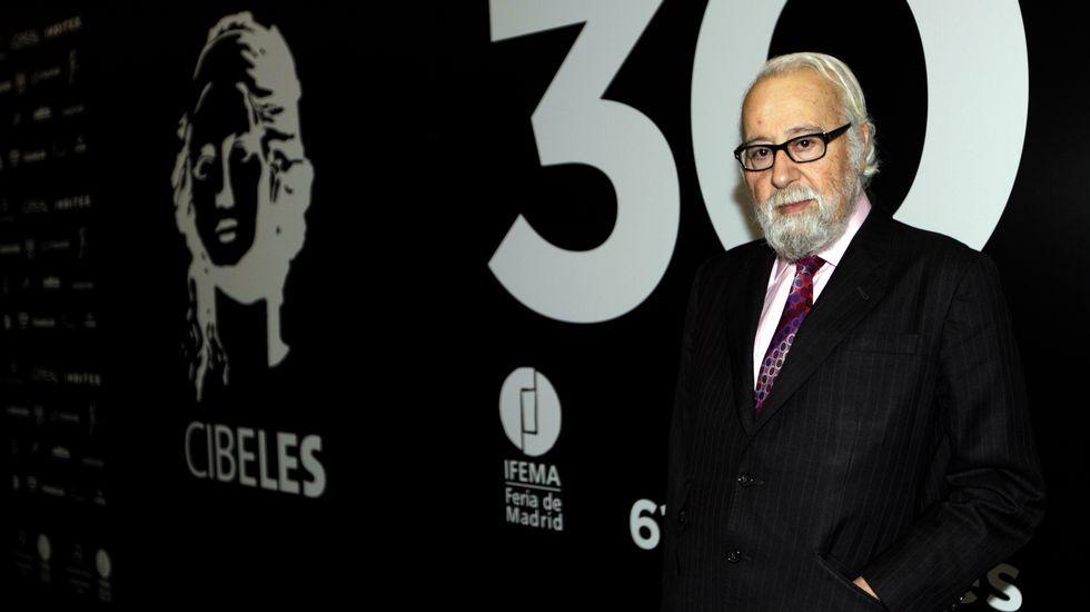Desigual inaugura la Mercedes-Benz Fashion Week.Luis Eduardo Cortés, responsable de Ifema