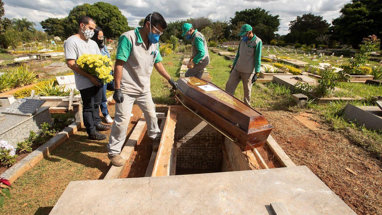 Brasil se ha convertido en el nuevo epicentro de la pandemia en el mundo