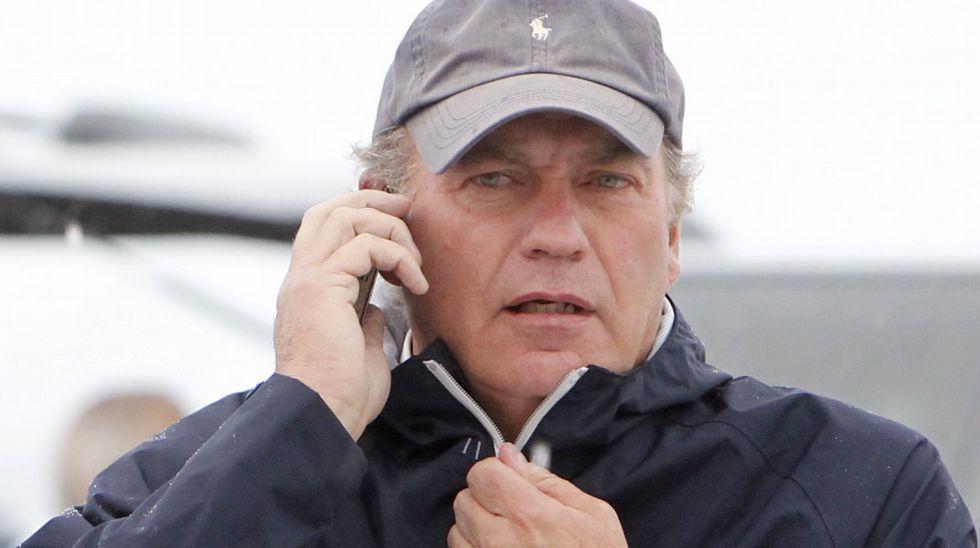 Bertín Osborne reconoce su empresa en Panamá pero insiste en que es totalmente legal
