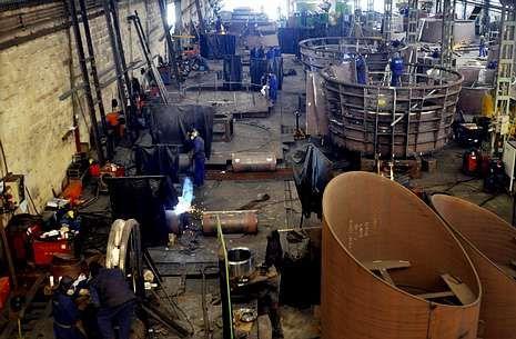 En el sector del metal se está produciendo una recuperación del empleo.