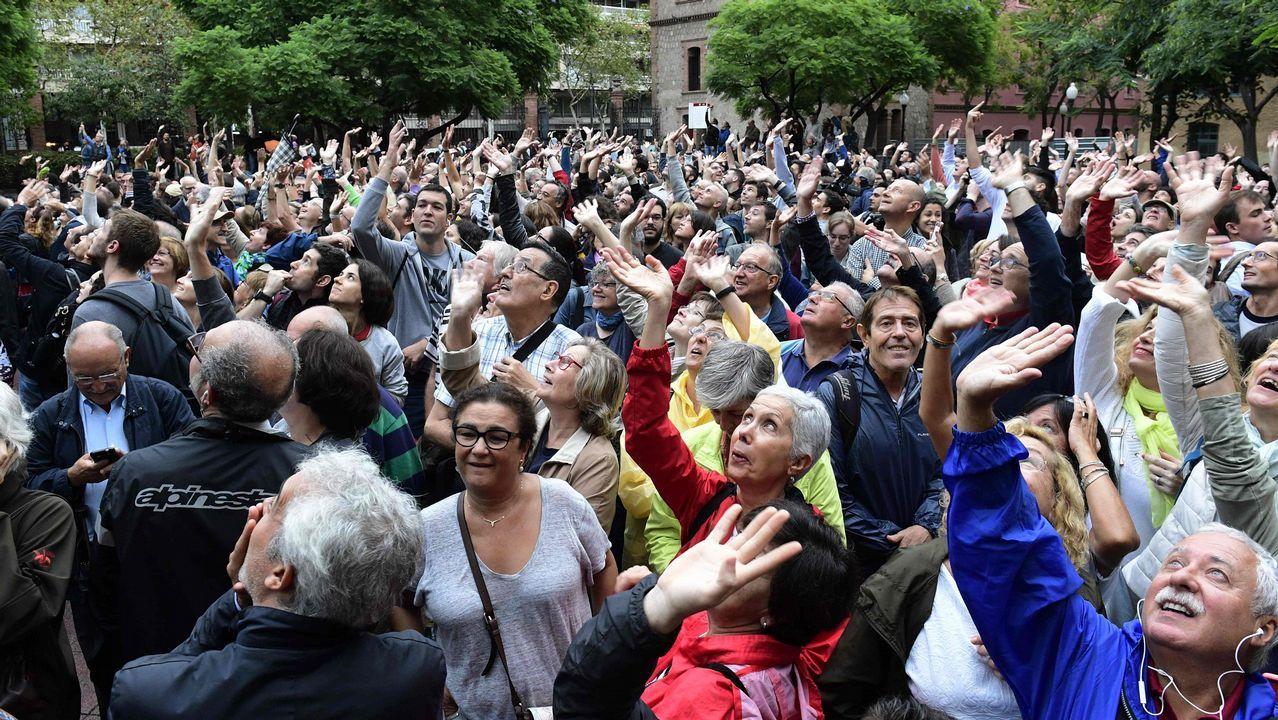 Referendo ilegal de Cataluña