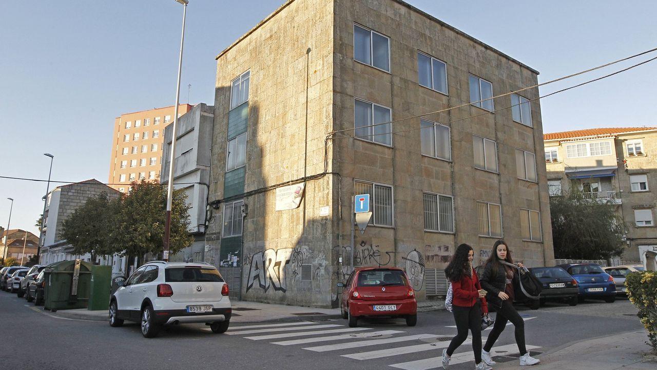 Paula Alvarellos e Lara Méndez explicaron as taxas municipais