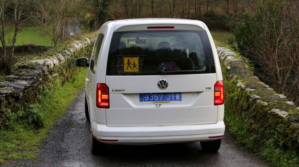 La polémica por el transporte escolar sigue viva en la montaña lucense