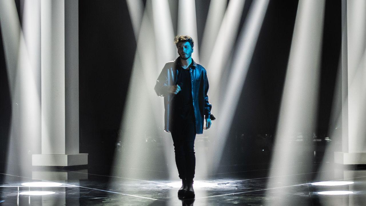 Blas Cantó representará a España en Eurovisión 2021