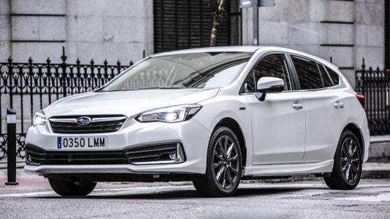 El tercer modelo que integra la gama híbrida de Subaru