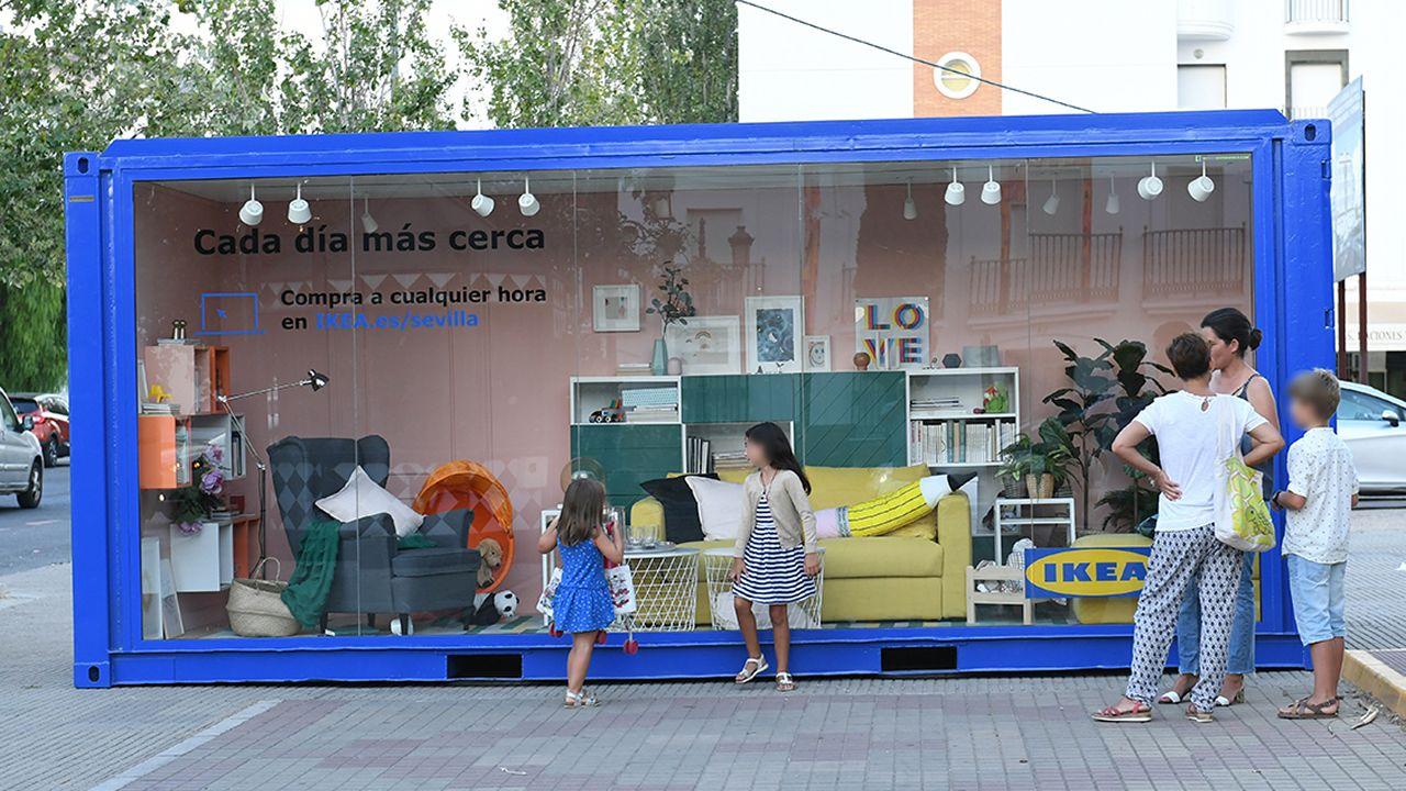 Ingvar Kamprad, fundador de IKEA, el hombre que amuebló tu casa.Ikea