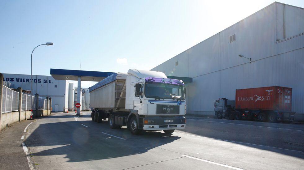 Así es la nueva plataforma logística de Froiz en el polígono de Barro