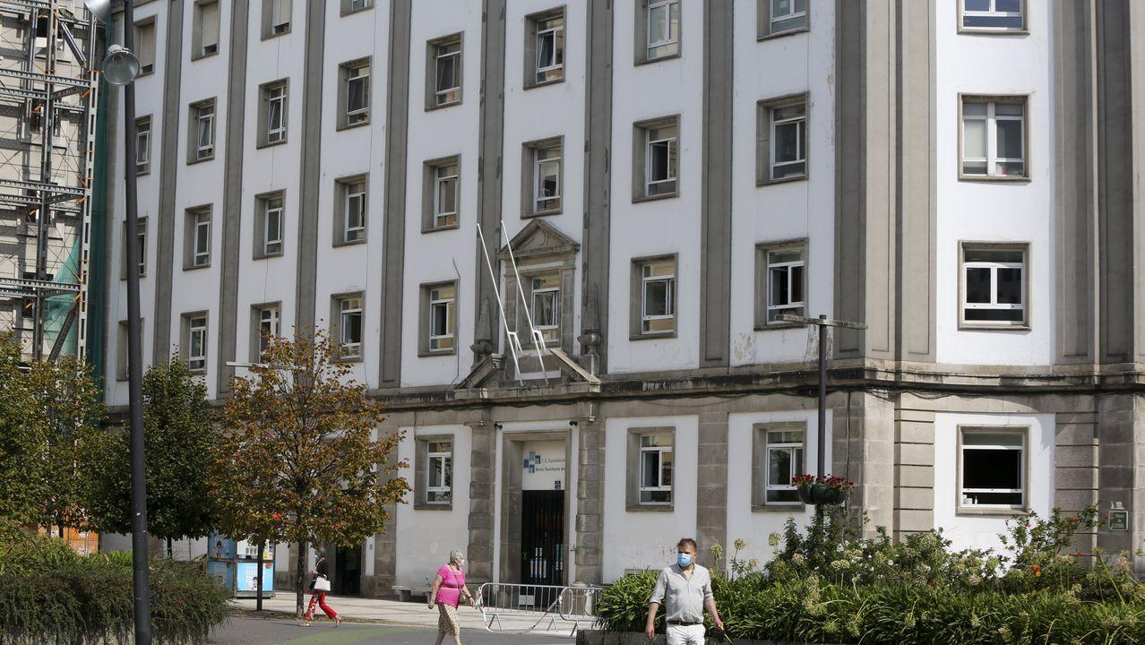 ¿Cómo están cambiando el CHUF con la obra de los nuevos edificios?.Farmacia en A Coruña. Medicamentos para pacientes crónicos