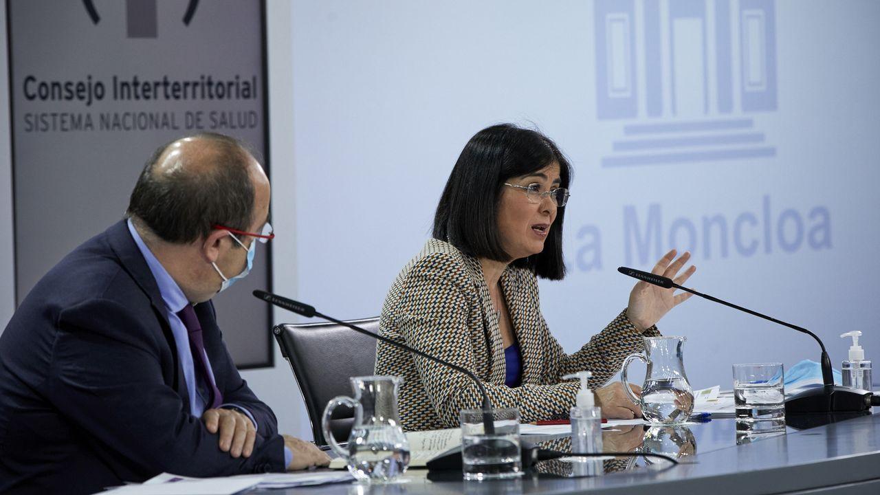 Mujer y ciencia, una combinación ganadora.Asturias aplica las vacunas de Pzifer contra el coronavirus
