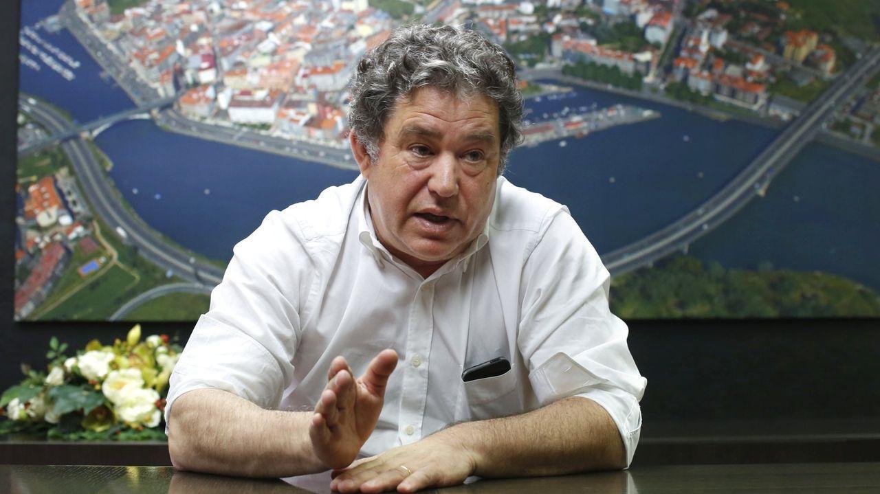 Miguel Anxo Fernández Lores (BNG) estaría en posición de conseguir su primera mayoría absoluta en Pontevedra