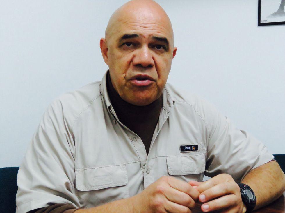 El polémico entrenador en el vídeo que defiende a Rebelo