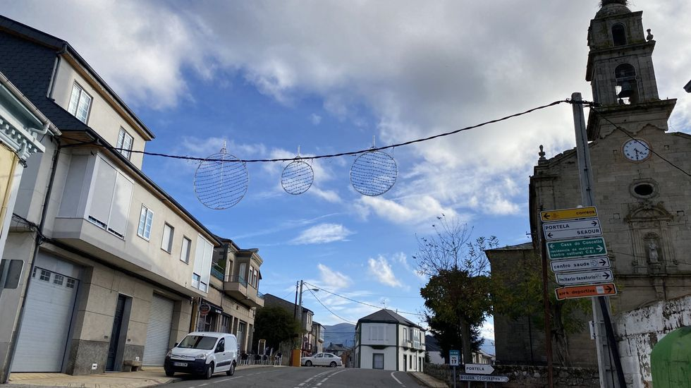 Río Miño a su paso por Ourense.Larouco está libre de casos de coronavirus desde hace un mes
