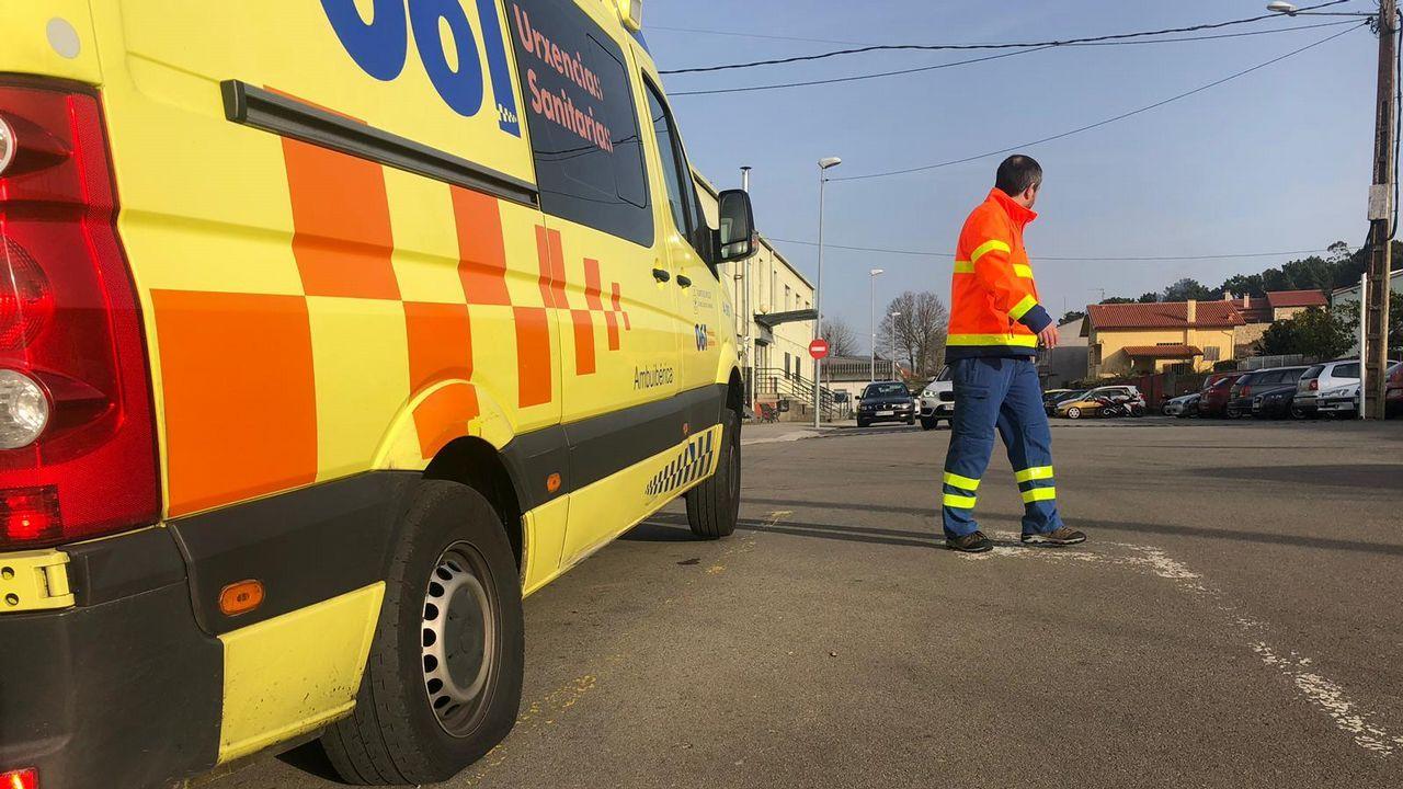 Tres detenidos en Mos por robar palés por valor de 24.000 euros.Detalle do proxecto residencial en Compostela 13 Rosas, premiado polo Coag na categoría de vivenda