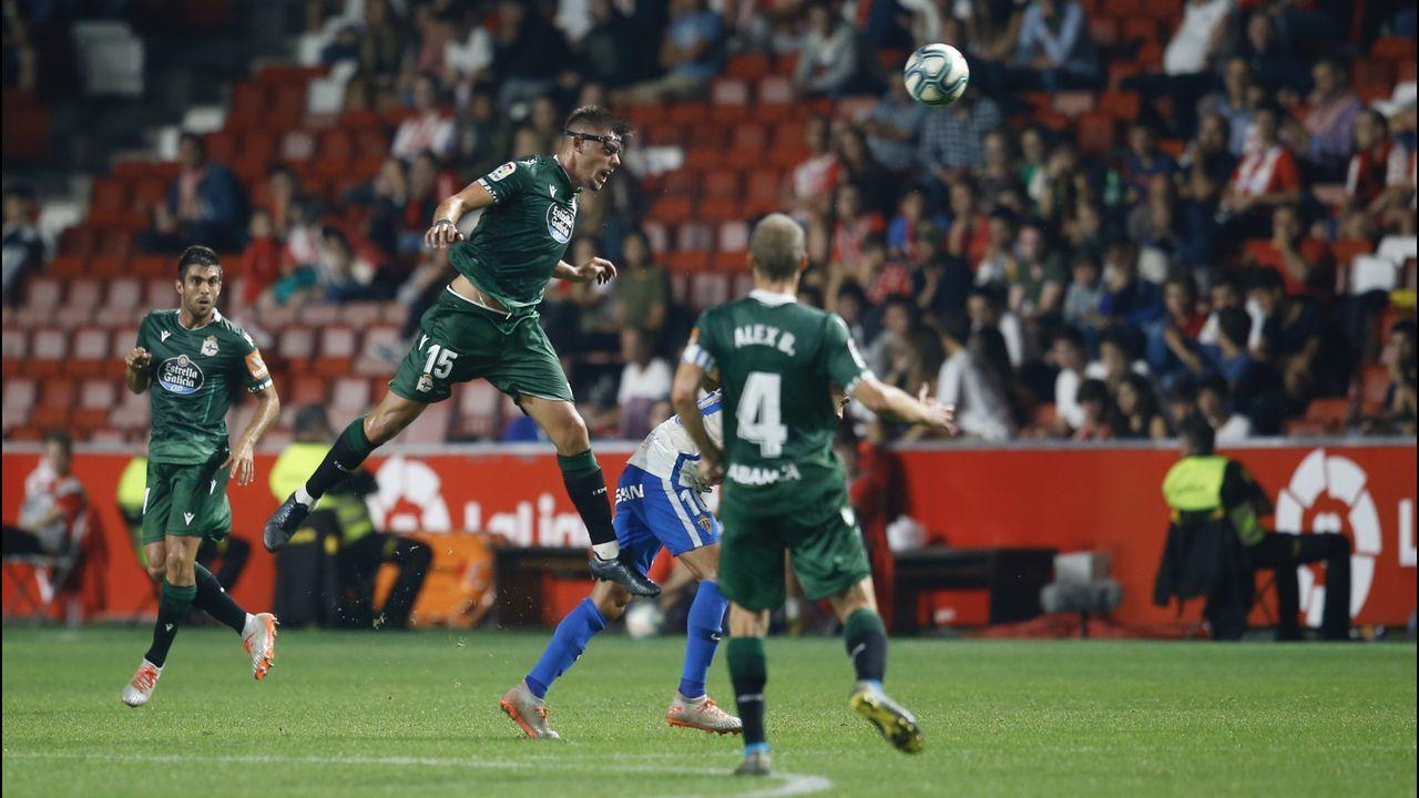 El Deportivo - Numancia en imágenes