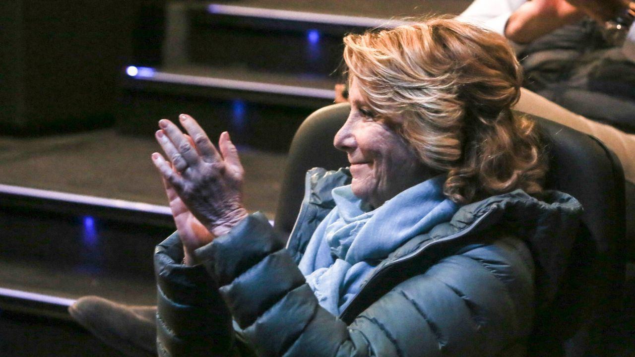 Esperanza Aguirre, desde la dirección del PP de Madrid, habría usado facturas falsas para financiar la campaña de Rajoy
