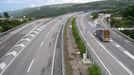Autovía del Cantábrico (A-8), junto al acceso de A Xesta