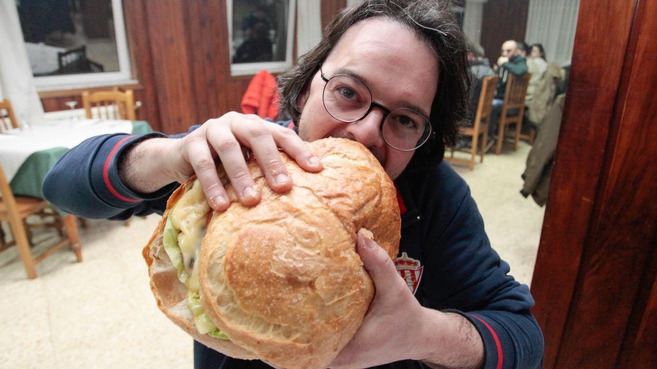 Hamburguesa de 2 kilos gratis para quien se la zampe en 45 minutos