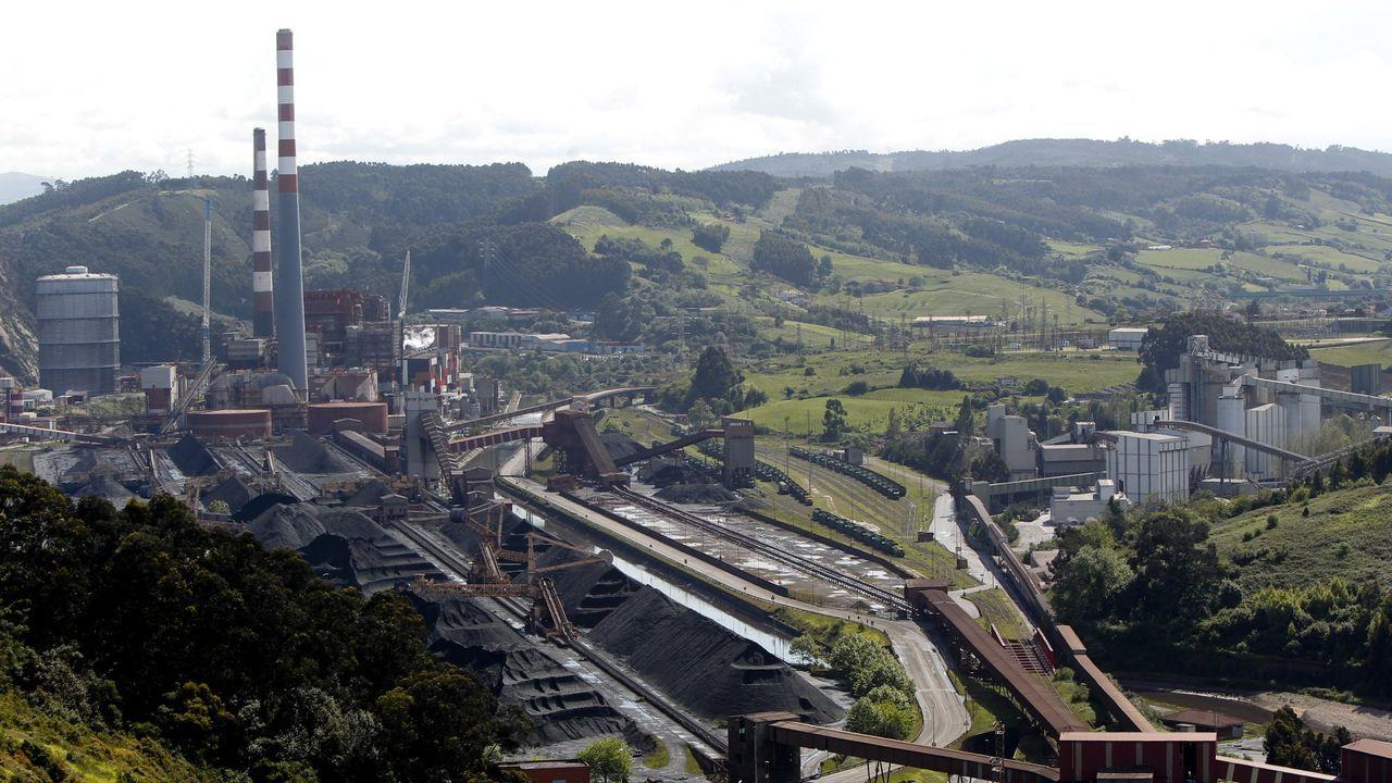 La central de carbón de Aboño, en Asturias, seguirá en manos de EDP