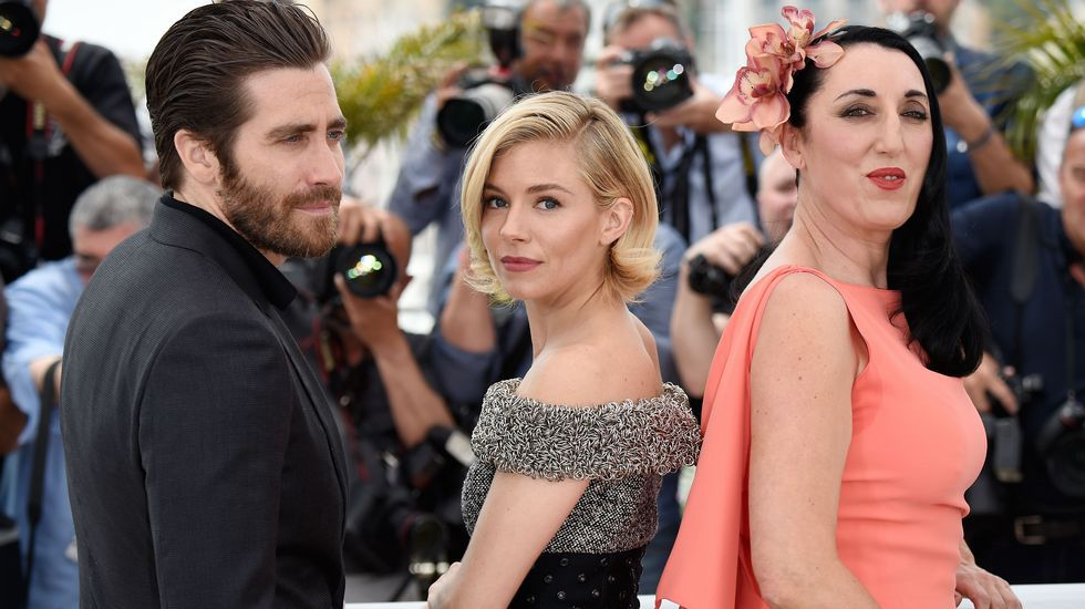 Jake Gyllenhaal, Sienna Miller y Rossy de Palma