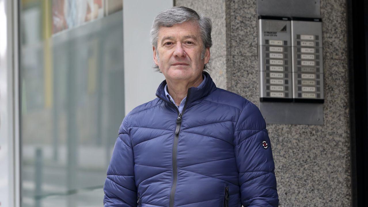 Jorge Riande luchará por su comercio