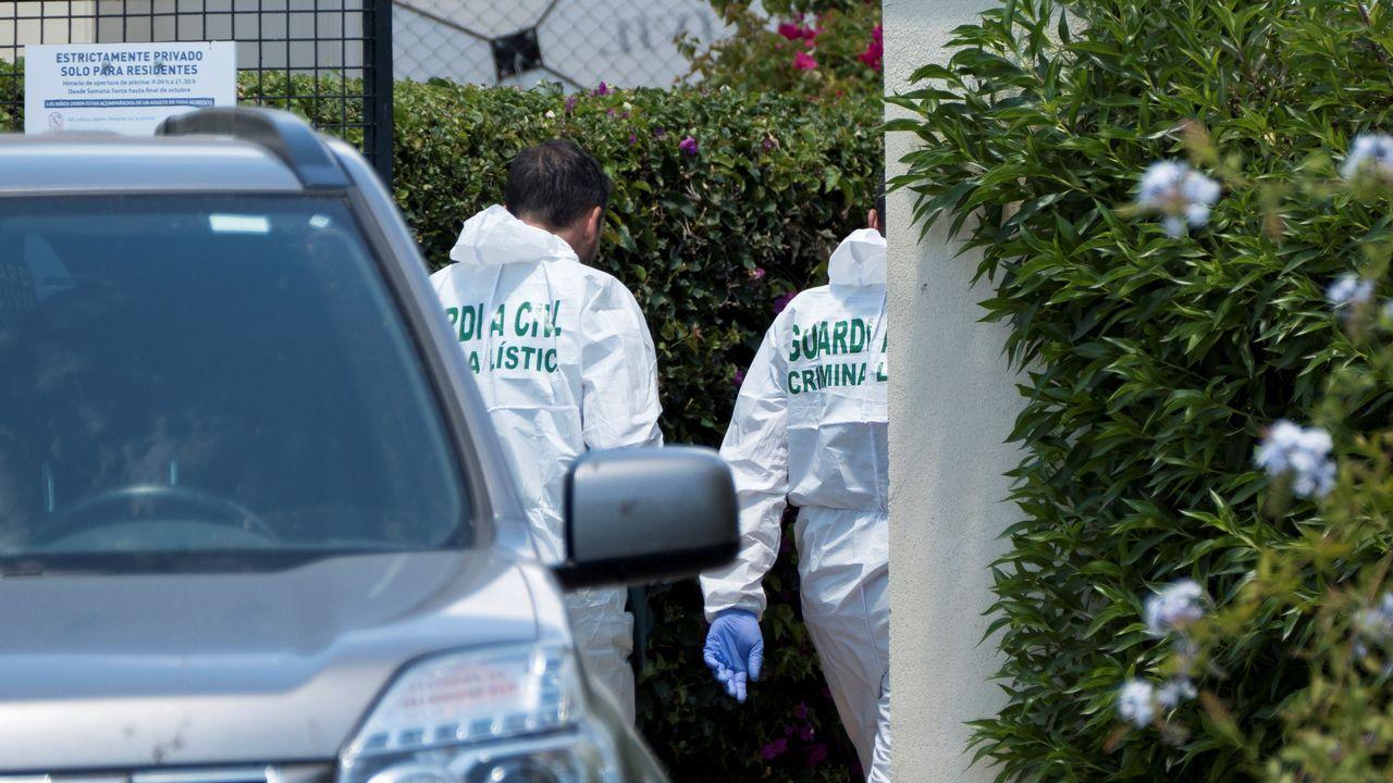 Conmoción en Alboraya por la muerte de una mujer y su pareja, que se ha suicidado