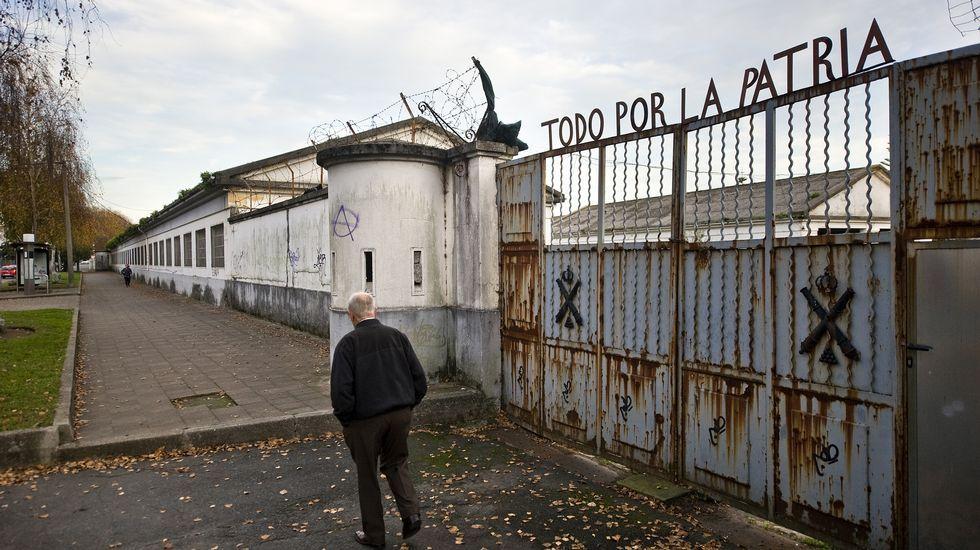 El patrimonio militar en Galicia.Acción solidaria organizada por Cártias en apoyo del os sin techo